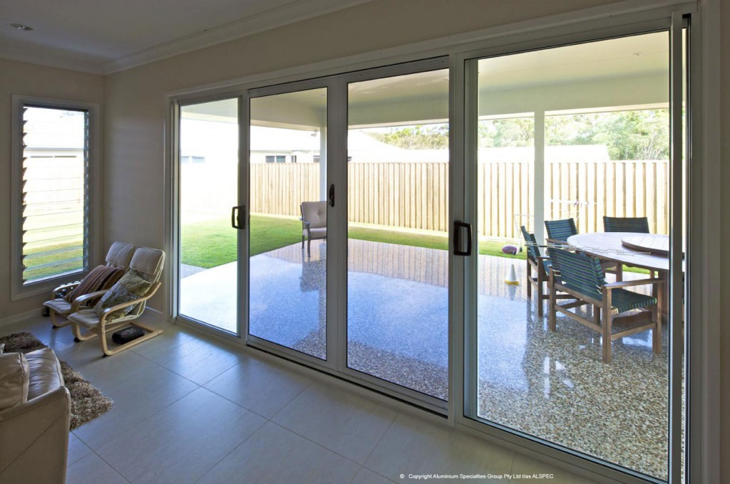 Invisi gard perth district screens for Residential back doors