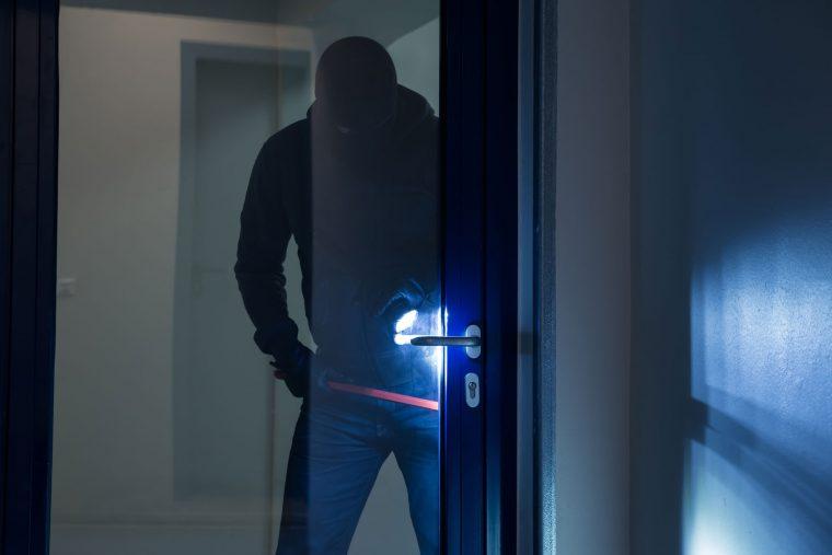 Security Screens — An Alternative to Alarms